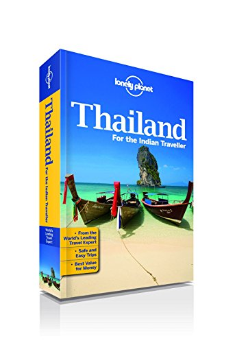 9781743215289: Lonely Planet Pvt. Ltd. Thailand: For The Indian Traveller