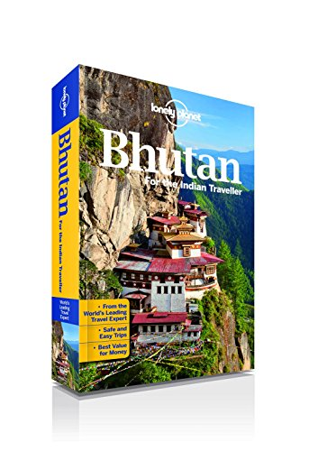 9781743215357: Lonely Planet Pvt. Ltd. Bhutan: For The Indian Traveller