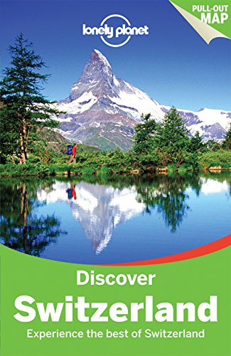 Lonely Planet Discover Switzerland Travel Guide By O border=