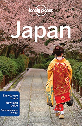 9781743216743: Lonely Planet Japan (Travel Guide)