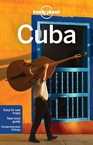 Lonely Planet Cuba (Travel Guide): Planet, Lonely; Sainsbury, Brendan; Waterson, Luke