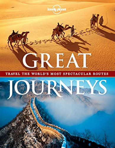 9781743217184: Great Journeys (Lonely Planet)