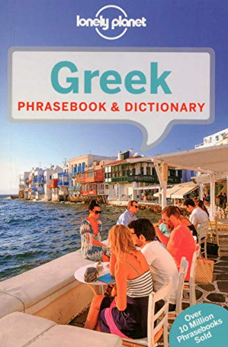 9781743217290: Lonely Planet Greek Phrasebook & Dictionary