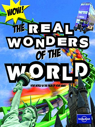 9781743217344: Not For Parents Real Wonders of the World (Lonely Planet Kids)
