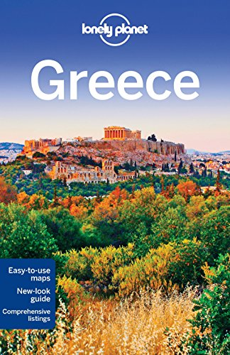 9781743218594: Lonely Planet Greece (Travel Guide)
