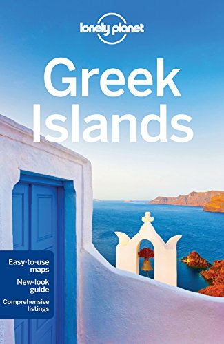Lonely Planet Greek Islands (Travel Guide): Lonely Planet, Miller, Korina, Averbuck,