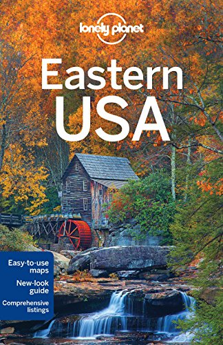 9781743218631: Lonely Planet Eastern USA (Travel Guide)