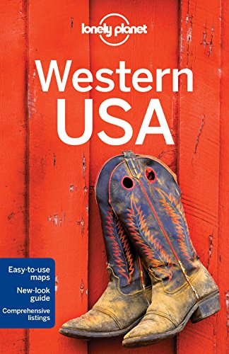 9781743218648: Lonely Planet Western USA (Travel Guide)