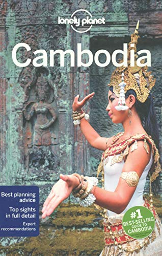 9781743218747: Cambodia 10 (Country Regional Guides)