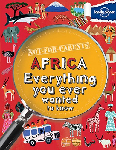 9781743219096: Not for Parents Africa (Lonely Planet Kids)