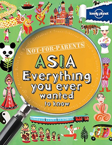 9781743219126: Not for Parents Asia (Lonely Planet Kids)