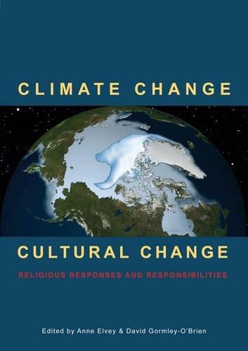 9781743240526: Climate Change - Cultural Change