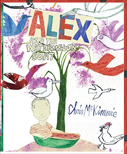 9781743310076: Alex and the Watermelon Boat