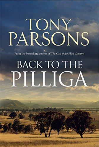 Back to the Pilliga: Parsons, Tony
