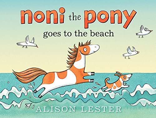 9781743311141: Noni the Pony Goes to the Beach