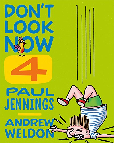 Don T Look Now Book 4: Hobby: Paul Jennings, Andrew