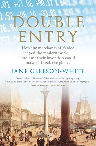 Double Entry (Paperback): Jane Gleeson-White