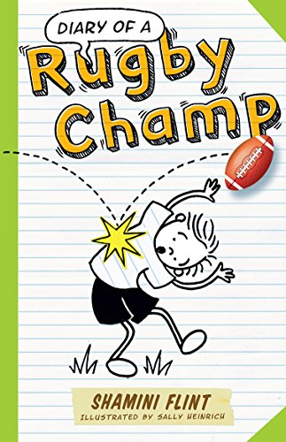 9781743313596: Diary of a Rugby Champ