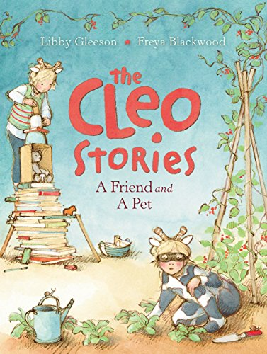 9781743315286: The Cleo Stories: A Friend and A Pet