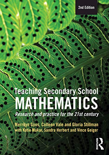 9781743315934: Teaching Secondary School Mathematics: Research and Practice for the 21st Century