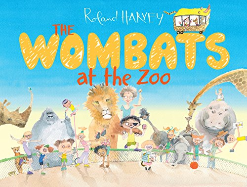 The Wombats at the Zoo: Harvey, Roland