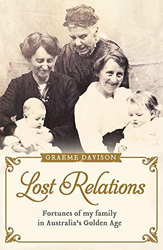 Lost Relations: Davison, Graeme