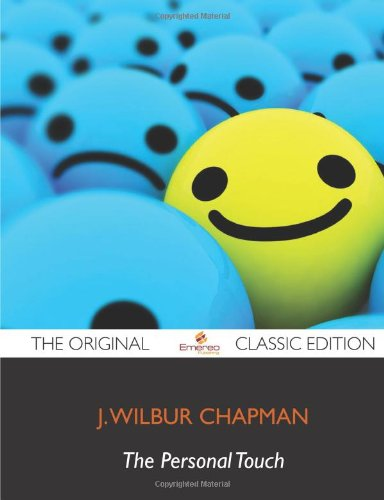 9781743337394: The Personal Touch - The Original Classic Edition