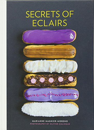 Secrets of Eclairs: Moreno, Marianne Magnier
