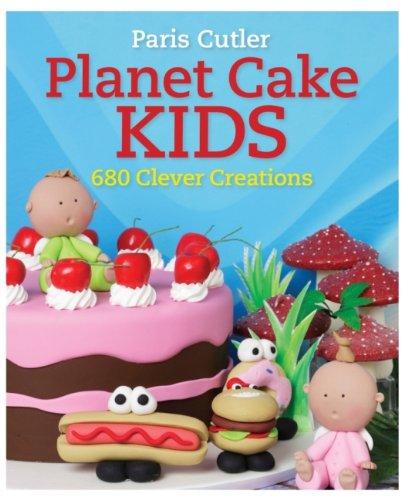 Planet Cake Kids: Paris Cutler