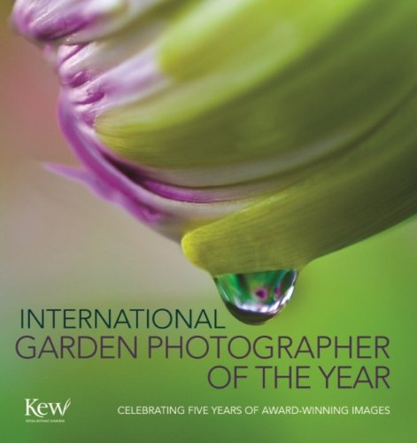International Garden Photographer of the Year - Celebrating five years of award-winning images.