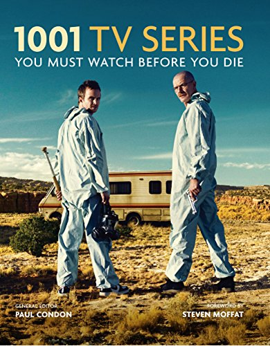 1001 Tv Series You Must Watch Before You Die (Hardcover)