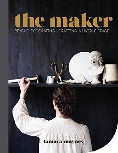 The Maker (Hardcover): Tamara Maynes