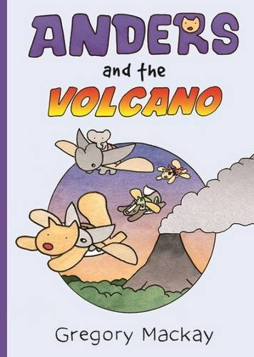 9781743366776: Anders and the Volcano: Anders 2