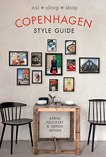 9781743367322: Copenhagen Style Guide: Eat Sleep Shop