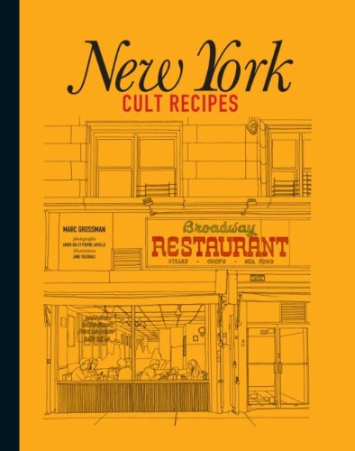 9781743369722: New York Cult Recipes