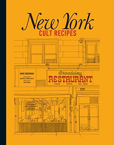 9781743369852: New York Cult Recipes