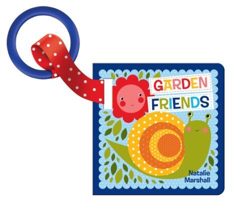 Garden Friends Buggy Book: Natalie Marshall