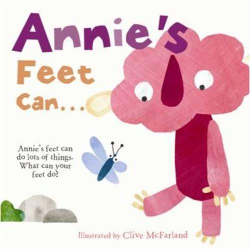 9781743462102: Annie's Feet Can