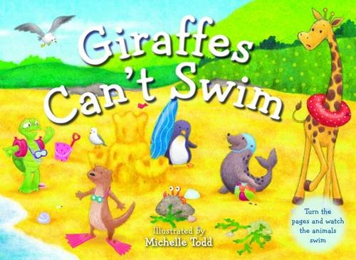 9781743462478: Giraffes Can't Swim