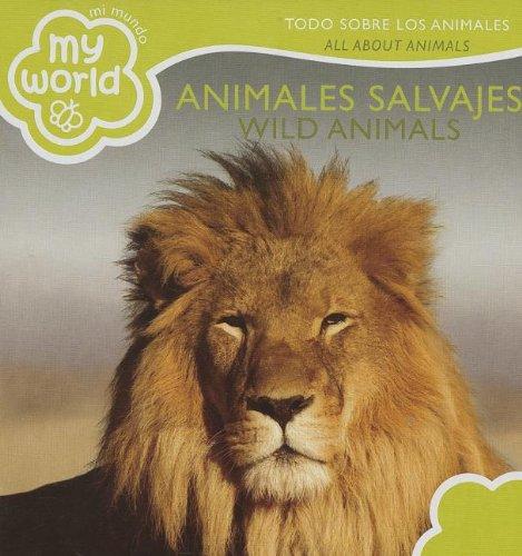 Animales Salvajes / Wild Animals: Todo Sobre: Brimax Publishing