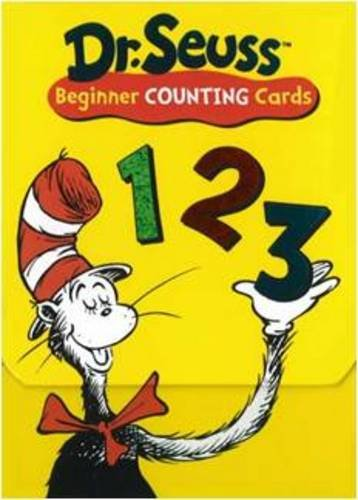9781743465561: Dr Seuss Flash Cards - 123
