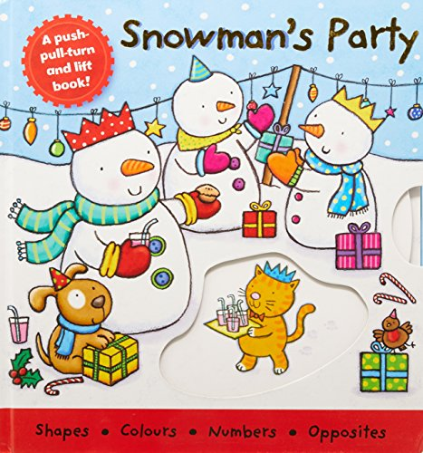 Snowman's Party (Board Books)