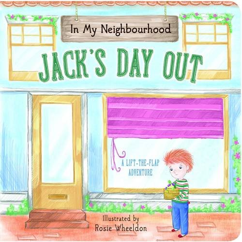 9781743466704: In My Neighbourhood: Jack's Day Out