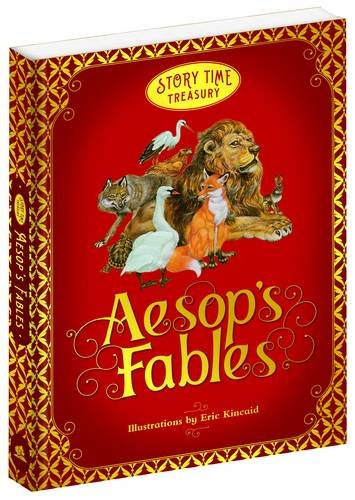 9781743468333: Aesop's Fables (Storytime Treasury)