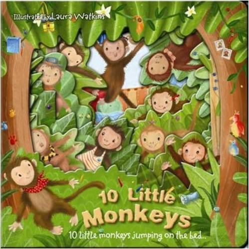 9781743468708: Ten Little Monkeys