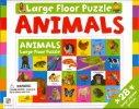 9781743520451: Animals Large Floor Puzzle (Aus/UK)
