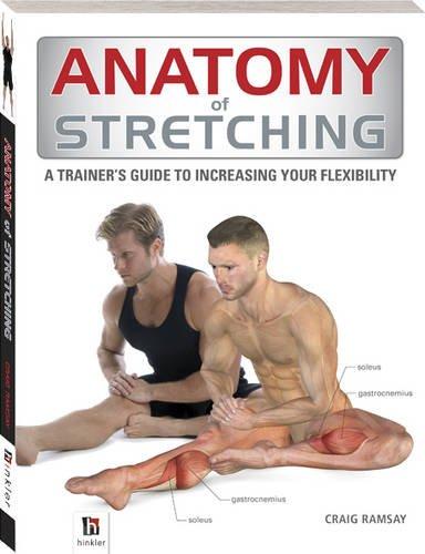 Anatomy of Stretching (Paperback): Craig Ramsay