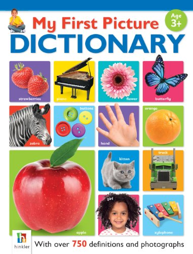 9781743522844: My First Picture Dictionary US