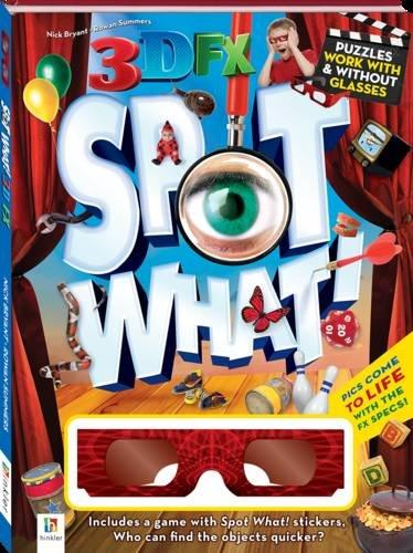 9781743529119: Spot What 3D FX (Spot What Series)