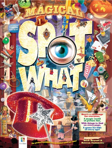 9781743529584: Spot What Classic: Magical (Spot What Classic Relaunch)